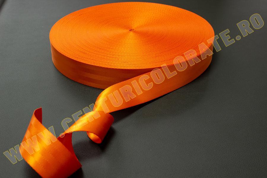 Centura siguranta portocalie Opel Crossland