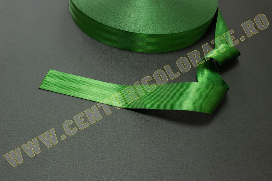 Centura siguranta verde inchis Opel Corsa