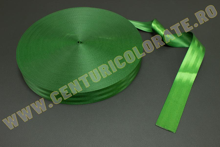 Centura siguranta verde inchis Opel Tigra